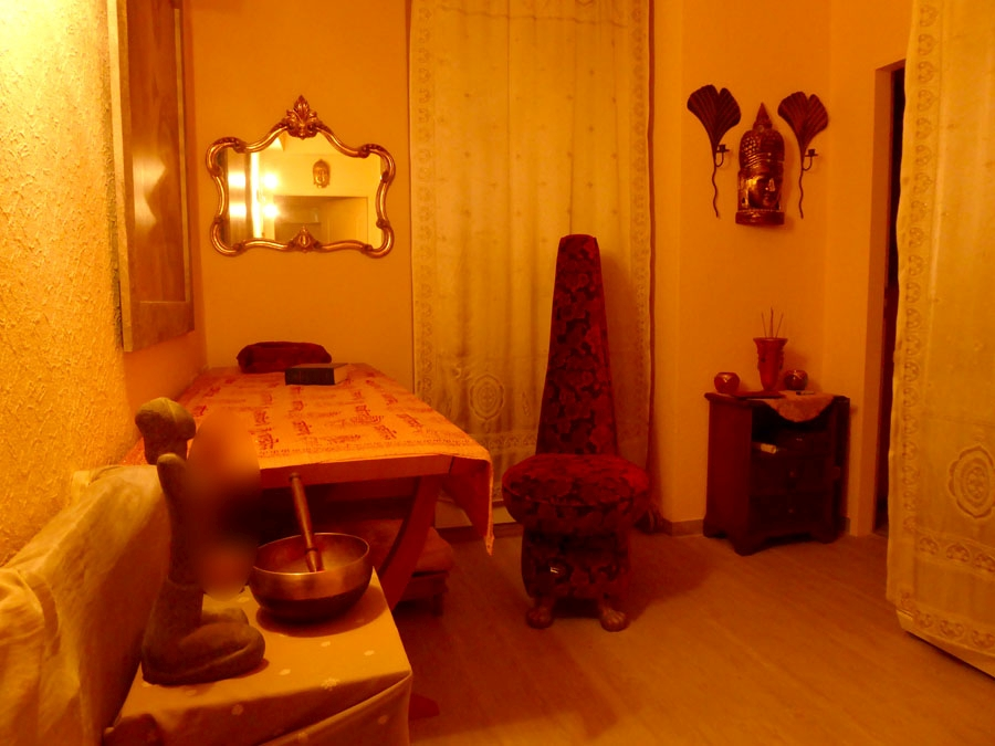 Massage Zimmer 1